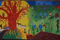 Juin 2018 fresque ecole de la plaine 013