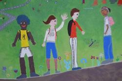 Juin 2018 fresque ecole de la plaine 036