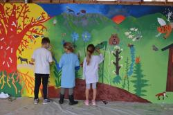 Mai juin 2018 fresque ecole de la plaine 012