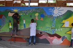 Mai juin 2018 fresque ecole de la plaine 013